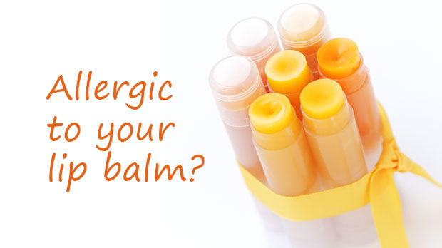 Lip Balm Allergies