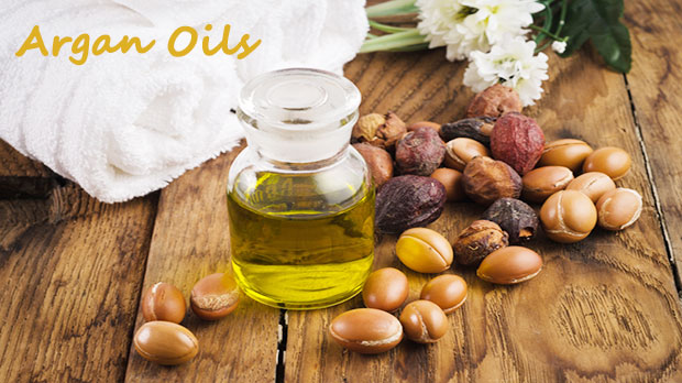 ARGAN OIL WITH NUTS