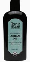 NOURISH ORGANIC REPLENISHING ARGAN OIL