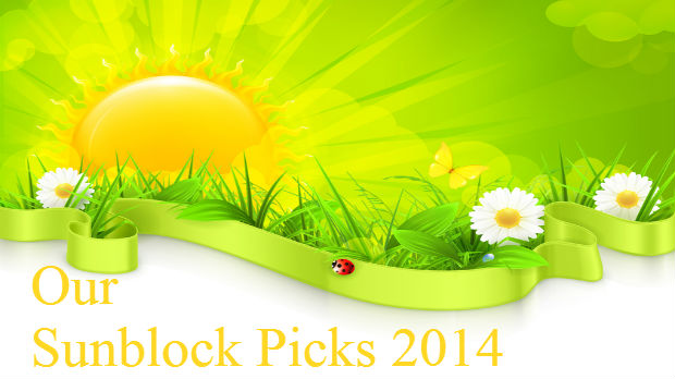 OUR SUNBLOCK PICKS 2014