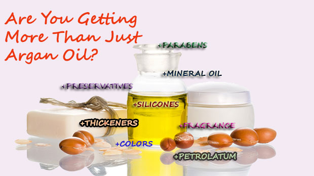 Are You Getting More Than Just Argan Oil?