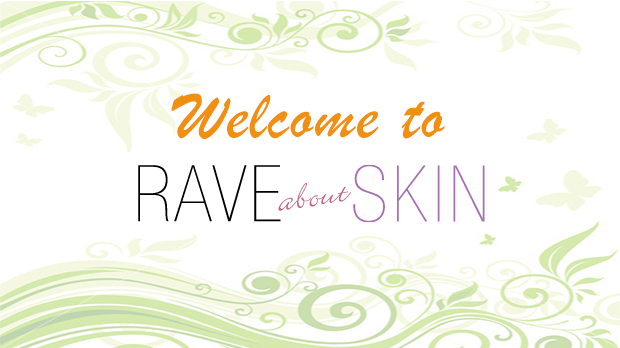 Welcome to Rave About Skin