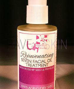 REJUVENATING SEVEN FACIAL OIL TREATMENT