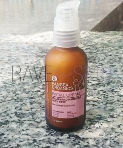 Pangea Organics Italian Red Mandarin with Rose Face Cream