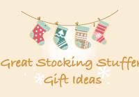2015 Great Stocking Stuffers