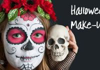 A REMINDER ON HALLOWEEN MAKEUP
