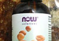 NOW FOODS ORGANIC ARGAN OIL