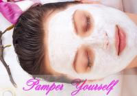 PAMPER YOURSELF EVERYDAY