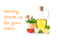 Pantry Stock up for your Skin